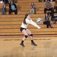 (Women's Volleyball) Michigan Tech at Northwood