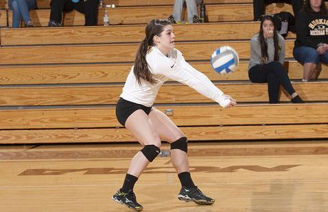 (Women's Volleyball) Michigan Tech at Wayne State