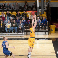 (Men's Basketball) Michigan Tech at Northern Michigan