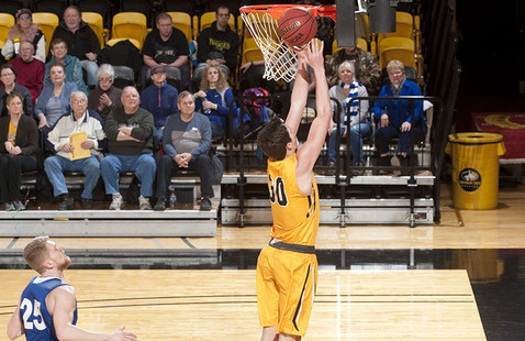 (Men's Basketball) Grand Valley State vs. Michigan Tech