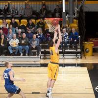 (Men's Basketball) Michigan Tech at Northwood