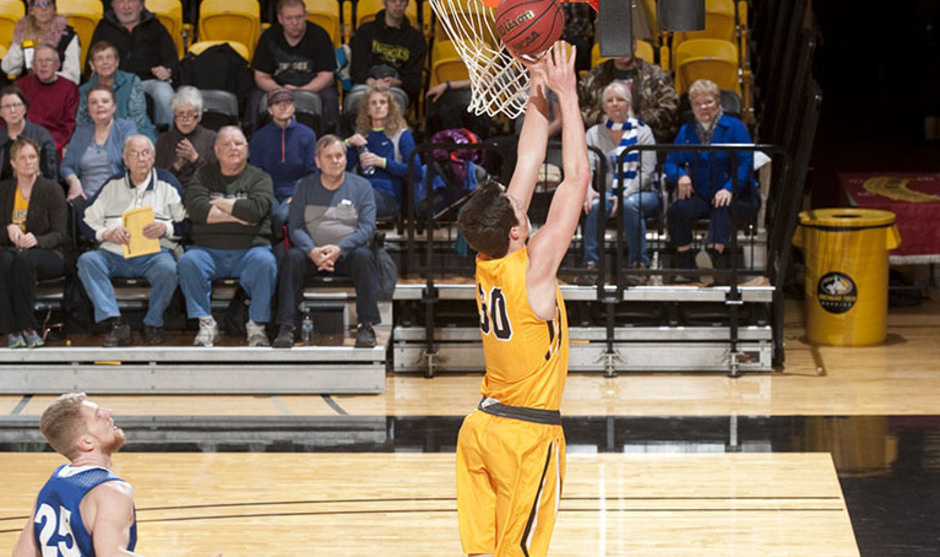(Men's Basketball) Lake Superior State vs. Michigan Tech