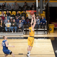 (Men's Basketball) Davenport vs. Michigan Tech