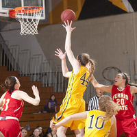 (Women's Basketball) Michigan Tech at Northern Michigan