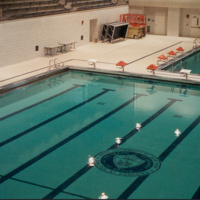 SUNY Fredonia Open Swim
