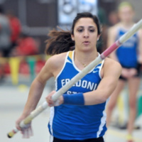 Fredonia University Women's Track and Field vs Geneseo