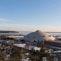 Superior Dome Aerial