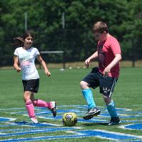 SUNY Fredonia W Soccer ID Clinic