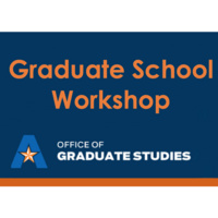 Grad School Workshop