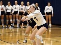Volleyball Invitational vs Smith College