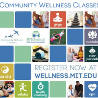 Community Wellness Classes - Registration Open!