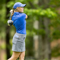 University of Kentucky Women's Golf vs SEC Championship - Day Three