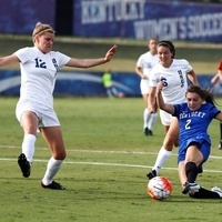 University of Kentucky Women's Soccer at Indiana University