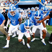 University of Kentucky Football vs University of Louisville - Senior Day