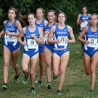 University of Kentucky Cross Country at Panorama Farms Invitational