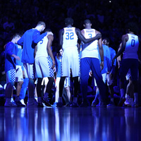 University of Kentucky Men's Basketball vs University of Utah
