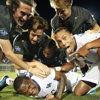 University of Kentucky Men's Soccer vs Quarterfinals