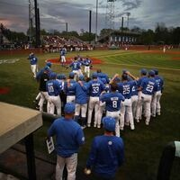 University of Kentucky Baseball at University of South Carolina