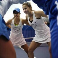 University of Kentucky Women's Tennis at  NCAA Singles and Doubles Championships