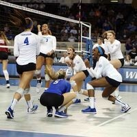 University of Kentucky Volleyball at LSU