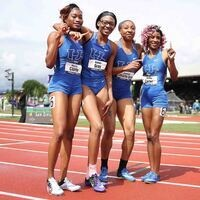 University of Kentucky Track & Field at Razorback Invitational