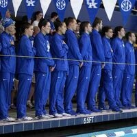 University of Kentucky Swimming & Diving vs SEC Championship (Men)