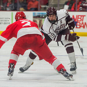 Colgate University Men's Ice Hockey at Clarkson