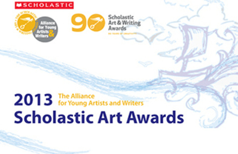 2013 Scholastic Young Artists' Awards Exhibit