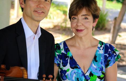 Faculty Violin Recital: Ken Aiso with Valeria Morgovskaya