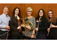 CANCELED CU Music: Cornell Wind Quintet