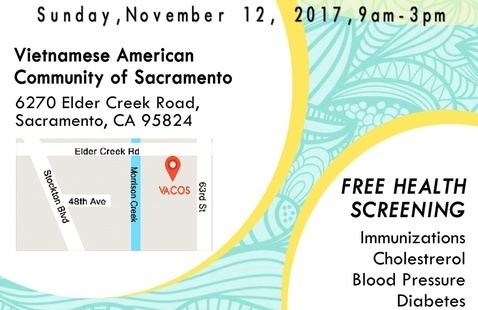 VN CARES: Pacific Outreach Health Fair
