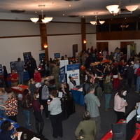 Department of Criminal Justice's 23rd Annual Career and Internship Fair