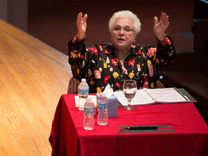 Guest Master Class: Marilyn Horne Master Classes