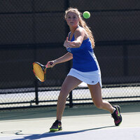 Women's Tennis vs Case Western Reserve University