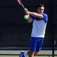 Men's Tennis vs Southern Virginia University
