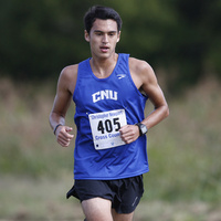 Men's Cross Country at William & Mary Invitational
