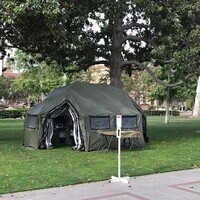 U.S. ARMY Deployable Rapid Assembly Shelters, D.R.A.S.H.