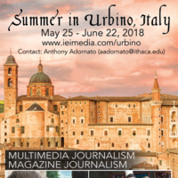 Info Session: Multimedia Reporting Course in Italy, Summer 2018 (3 credits)