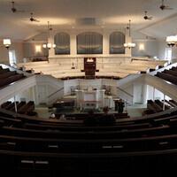 First Church in  Oberlin