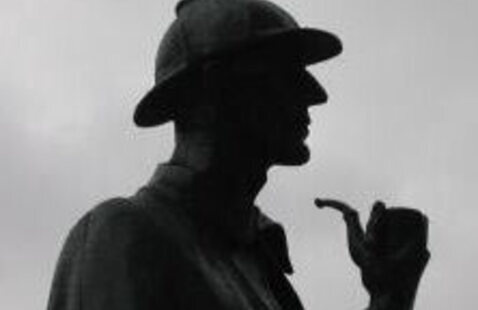 """A Saturday with Sherlock Holmes: """"You See But You Do Not Observe"""""""