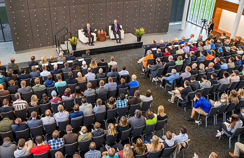 Gorecki Alumni Center