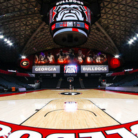 University of Georgia Women's Basketball vs NCAA Sweet 16 and Elite 8
