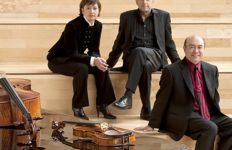 Friends of Chamber Music - Gryphon Trio