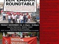 2017 ILR Labor Roundtable