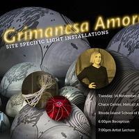 Visiting Artist | Grimanesa Amorós | Division of Fine Arts
