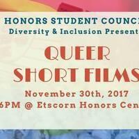 Queer Short Films Night