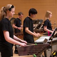 CMS Percussion Ensemble FALL Concert
