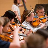 CMS String Ensemble/String Orchestra/Suzuki Ensemble SPRING Concert