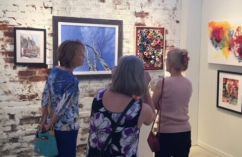 Fall Juried Art Exhibition