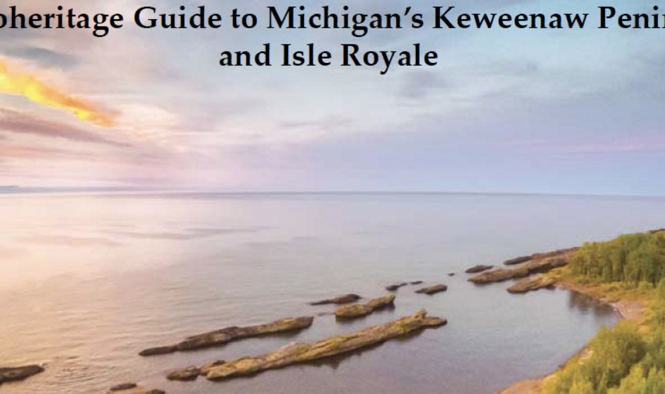 Keweenaw and Isle Royale Geoheritage Book Signing & Celebration